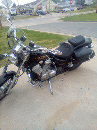 Honda Shadow 2001 Model