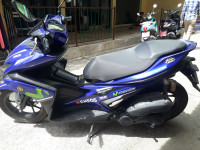 Yamaha Aerox 155 Movistar 2017 Model