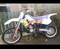 Yamaha YZ 250 2009 Model