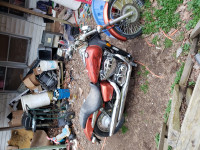Honda 750 Shadow Spirit 2012 Model