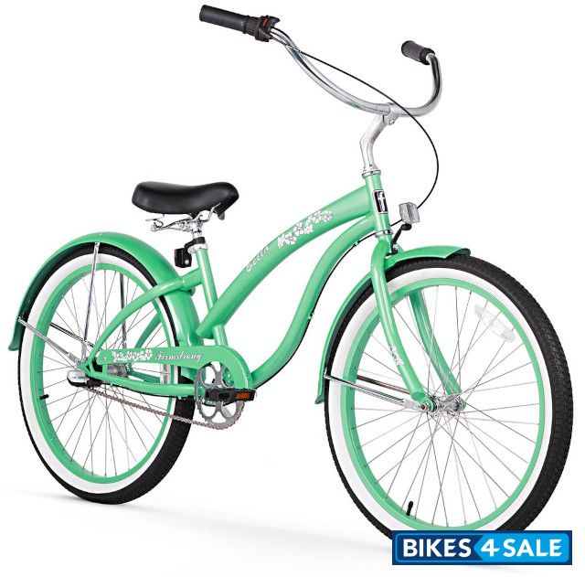 Firmstrong Bella Classic 3 Speed - Women s 24 Beach Cruiser Bike