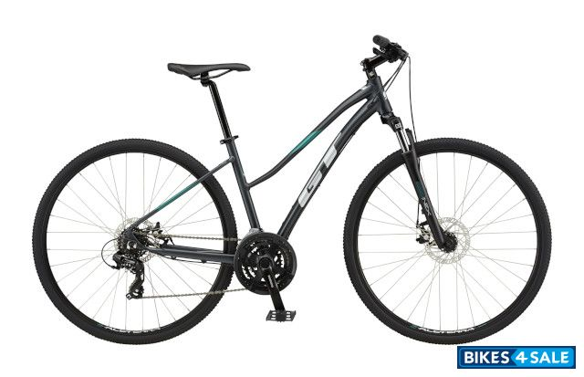 GT Bicycles Transeo Comp Step-Thru