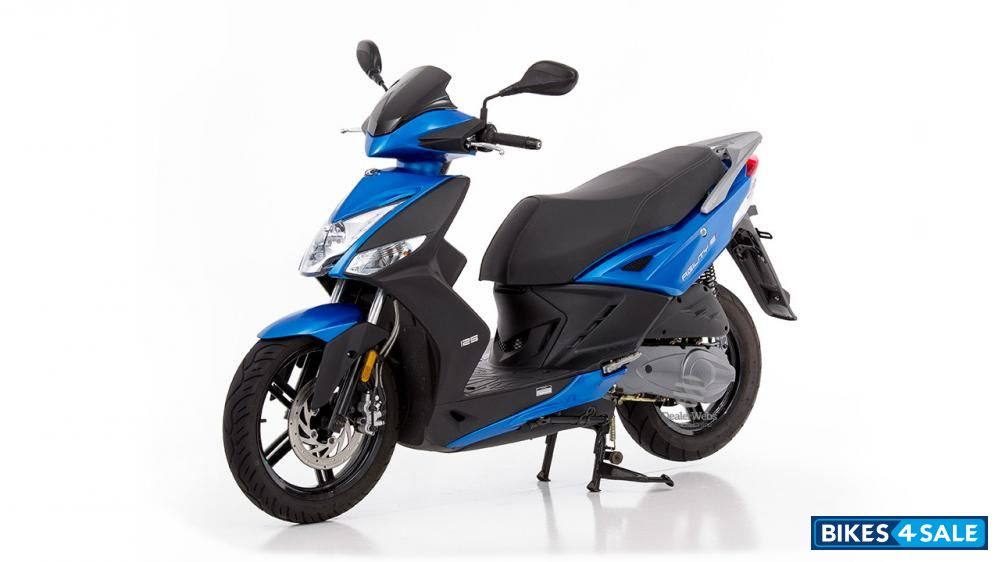 KYMCO Agility City Plus 125