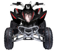 KYMCO Mongoose 270