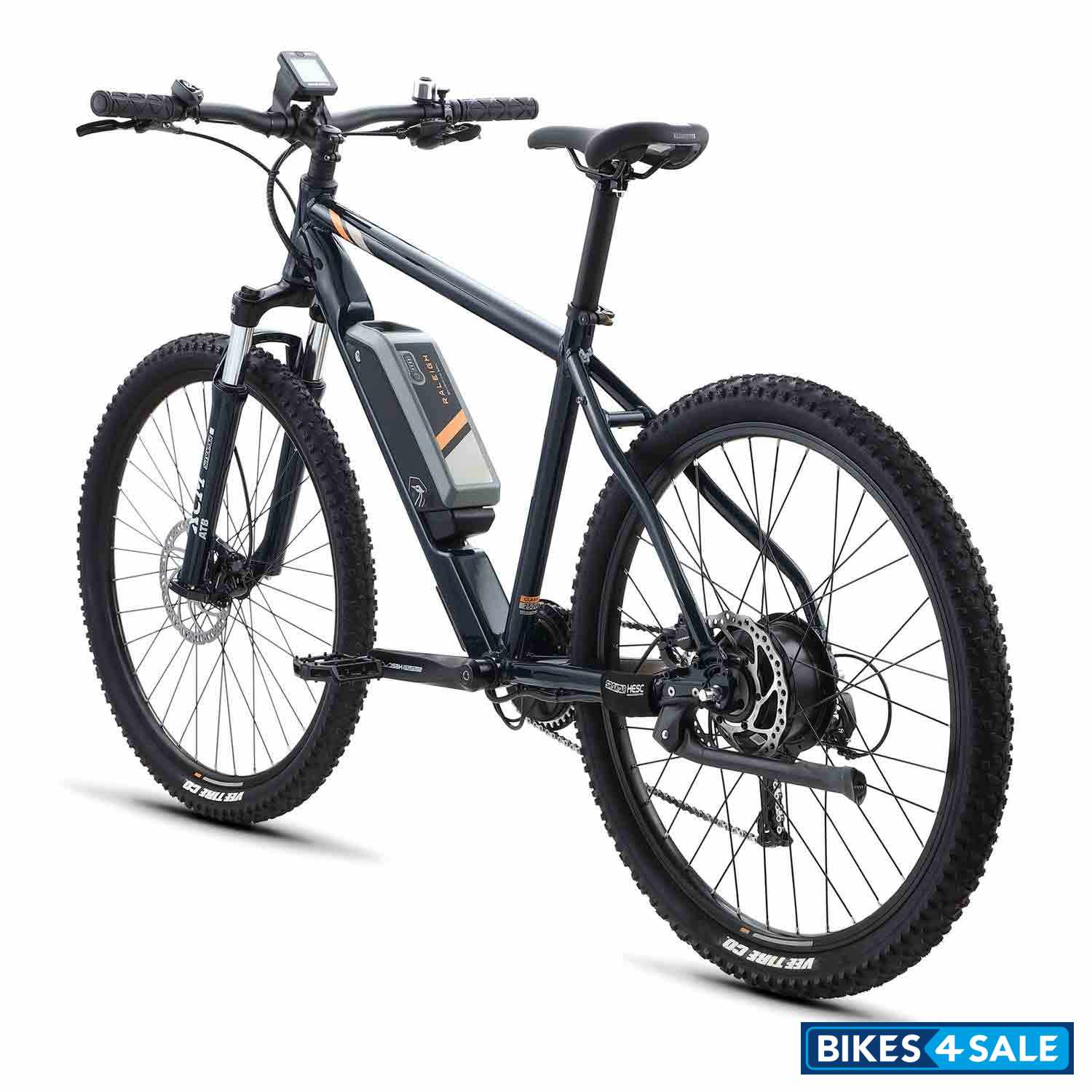 Raleigh Talus iE Step Over