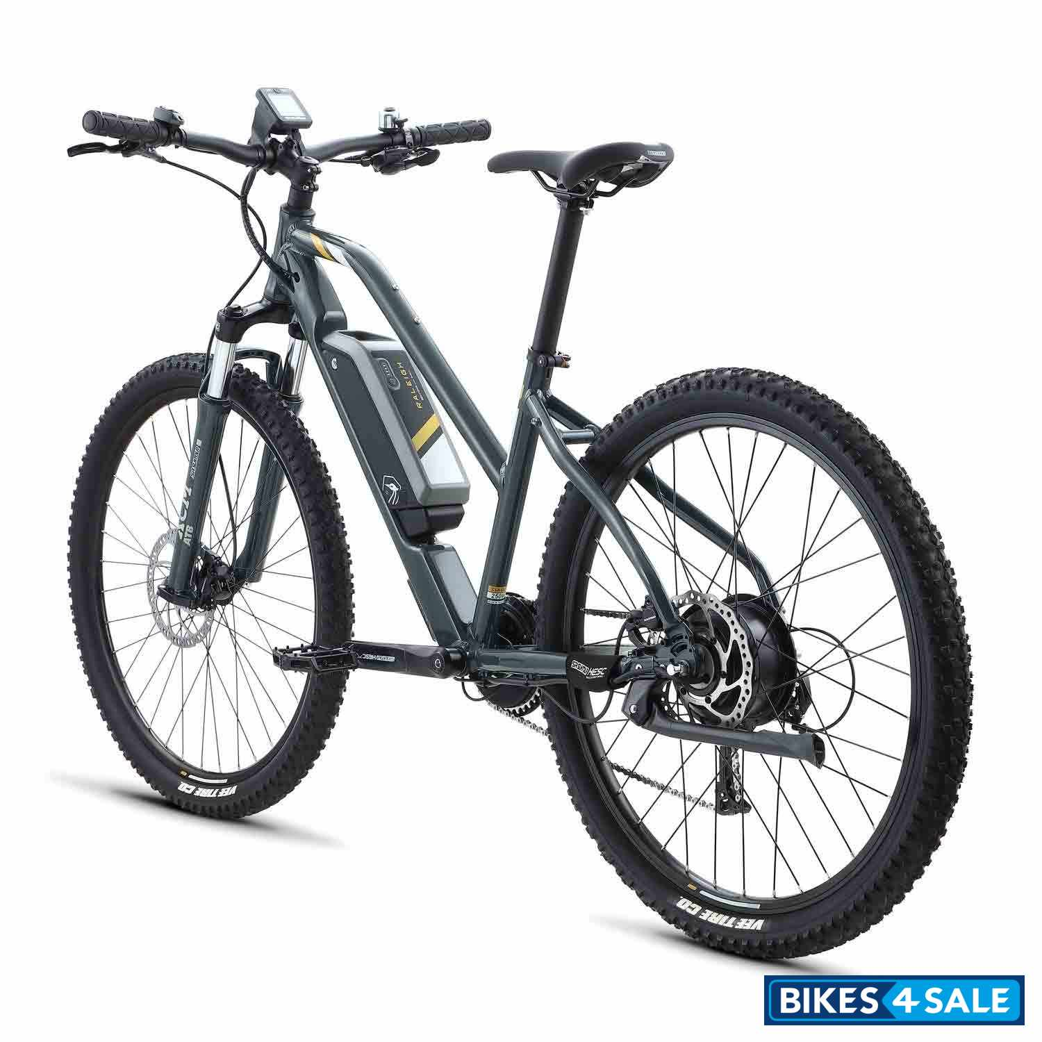 Raleigh Talus iE Step Thru