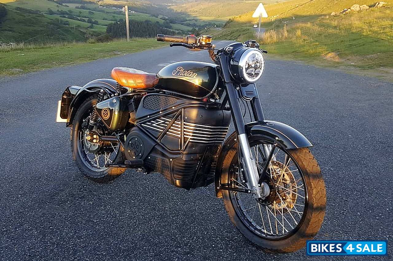 Royal Enfield Bullet Photon