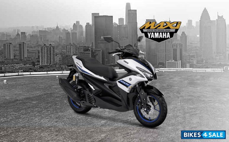 Yamaha Aerox 155 VVA R-Version