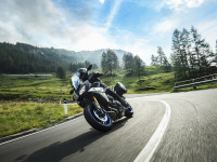 Yamaha MT-09SP